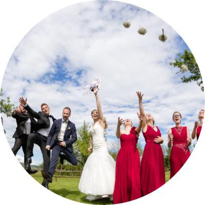 Moderne und ungestellte Hochzeitsfotografie. Zu den Hochzeitsbildern von Hochzeitsfotograf bildecht